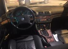 BMW 523 in Tripoli