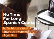 Do you speak English and need to learn Spanish?
