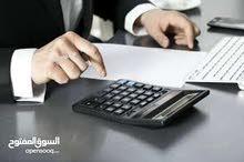 محاسب ومراجع قانوني معتمد لدى الضرائب والنقابة  - خبير مالي معتمد لدى المحاكم الليبية