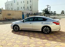 Automatic Nissan 2016 for sale - Used - Al Batinah city