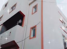 عمارة للبيع تتكون من اربعة طوابق كل طابق شقة مساحة الشقة 150 متر  تشطيب ممتاز