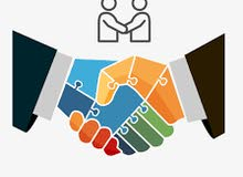 مطلوب التعامل التجاري والوساطة مع شركة خدمات تجارية دولية يفضل التخصص في الخردة وتجارة المعادن .