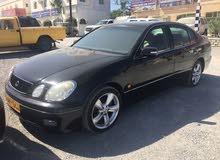 للبيع أو البدل برقم سيارة لكزس جي اس 300 موديل 2005
