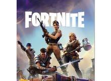 بطاقات شحن لعبة فورت نايت fortnite games +  توصيل