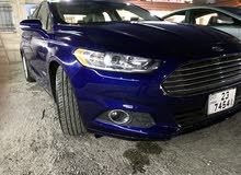 Blue Ford Fusion 2014 for sale
