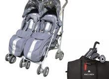 Maclaren techno double stroller