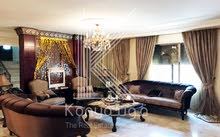 excellent finishing palace for rent in Amman city - Dabouq