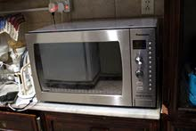 Panasonic Inverter convertion Microwave Oven
