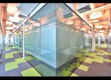 furnished offices available for lease