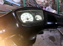 Used Yamaha motorbike available in Basra