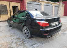 BMW 530 car for sale 2009 in Misrata city