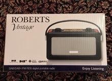 راديو روبرتس البريطاني (فينتج)