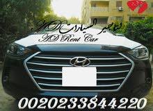 Hyundai Elantra 2018 for rent