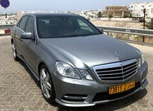 E300 AMG 2013 from owner KM 70000