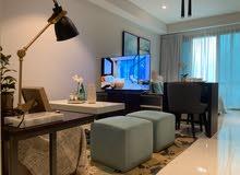 امتلك شقة العمر في منطقة الميدان باطلاله مباشرة علي برج خليفة بالتقسيط الشهري 1%