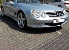 2003 Mercedes Benz SL 500 for sale in Dubai