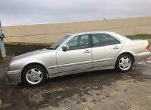 Used condition Mercedes Benz E 320 2001 with 150,000 - 159,999 km mileage