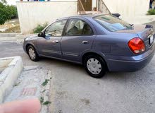 Gasoline Fuel/Power   Nissan Sunny 2004