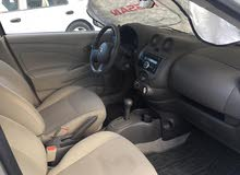Automatic Nissan Sunny 2014