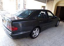 Gasoline Fuel/Power   Mercedes Benz E 400 2001