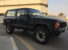 Jeep Cherokee car for sale 1996 in Dammam city