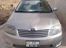 Used 2005 Corolla