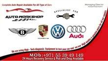 BENTLEY-PORSCHE-AUDI-VW Auto Workshop & spare parts