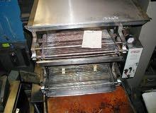 ماكينة طهي لحم الهيمورجا وتحميص الخبز