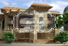 فيلا للبيع شارع لطيف منصور خلف مستشفى فلسطين مصر الجديدة