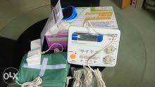 جهاز نبضات كهربائيه متكامل لعلاج الام الظهر والقدم