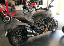 Up for sale a Ducati motorbike