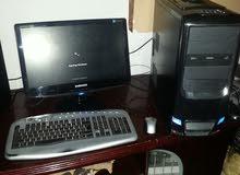 كمبيوتر مكتبي كور 2 دو تجميع كامل
