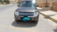Gasoline Fuel/Power   Mitsubishi Pajero 2013