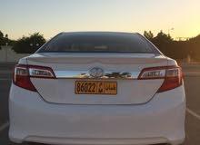 Gasoline Fuel/Power   Toyota Camry 2014