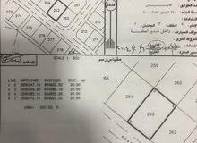 فرصة للبيع ارض في مدينة النهضة مربع 15