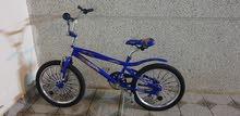 دراجة هوائية بحالة جيدة
