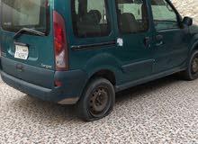 km mileage Renault Kangoo for sale