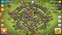 clash of clans town hall 12(level3)