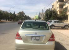 Manual Gold Nissan 2008 for sale