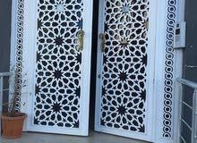 Ferronnerie d'Arte Mohamed tel: 0655163101_0673371978 *rampes d'escalier *portai