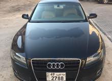 سيارة أودي 2010 بحالة ممتازه للبيع 2.000 دينار للجادين فقط موبيل (66732255)