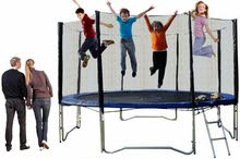 Trampoline 12 Feet With ladder