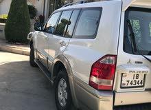 2006 Mitsubishi Pajero for sale in Amman