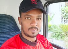 سايق سوداني يبحث عن عمل