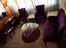 غرف للايجار في فندق ايفا