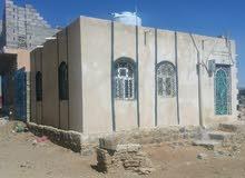 بيت شعبي في صنعاء   مساحه 7 لبن حر للمعاينه ت772189228