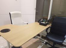 مكاتب ادارية مجهزة جديدة بجدة  الايجاري شهري