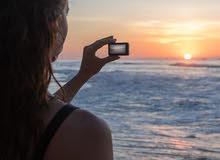 كاميرا صغيرة احترافية بدقة فور كي DJI Osmo Action 4K Camera