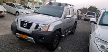 Silver Nissan Xterra 2015 for sale