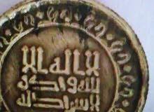 عملة اسلامى نادرة